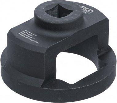 Llave de eje de rodamiento de rodillos para BPW 12 t 80 mm