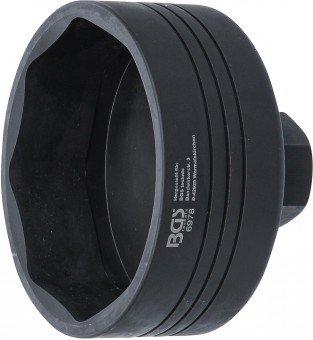 Llave de eje de 8 lados para bolsas BPW 12 109 mm