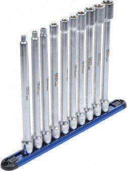 Juego de llaves de vaso E-Torx XXL entrada 10 mm (3/8) E6 - E20 10 piezas