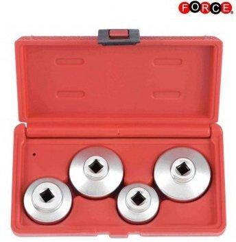 Tapas de filtro de aceite 3/8 juego de 4 piezas
