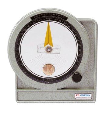 Goniometro sumergido en aceite - metal - 0,05°