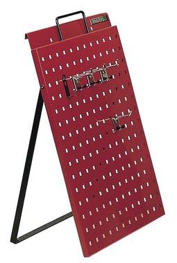 Placa lateral para el carro de herramientas