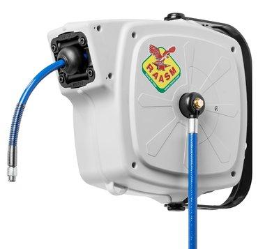Enrollador de aire/agua 20 bar pu manguera 10mm