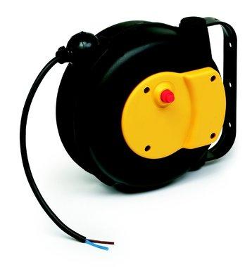 Carrete de cable 6 m - 3g 1.0 mm²