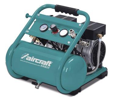 Compresor de bajo ruido 8 bar 8l 60l/min