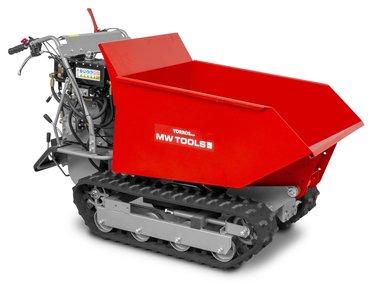 Dumper de pista miniatura de 500 kg 6F+2R