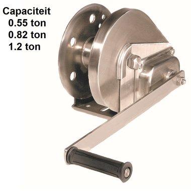 Cabrestante manual BHW Acero galvanizado