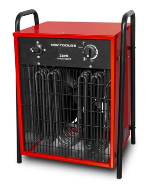 Soplador de aire caliente electrico 22kw 3x400V
