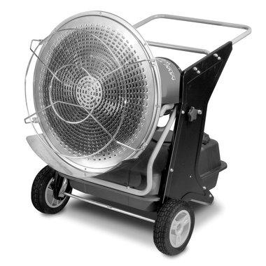 Soplador de aire caliente infrarrojo 40kw