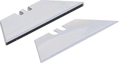 Juego de cuchillas trapezoidales 0,6 x 19 mm 5 piezas