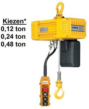 Polipasto electrico de cadena BDN