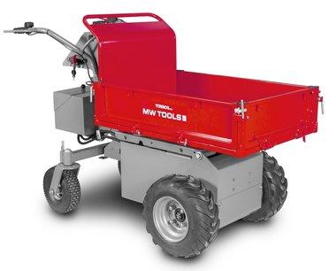 Minidumper electrico 500kg hidraulico