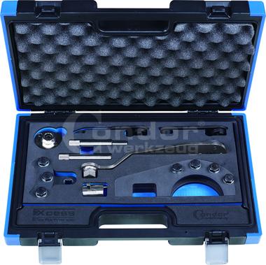 Kit de herramientas de sincronización, Audi / VW 2.5 + 4.9L TDI