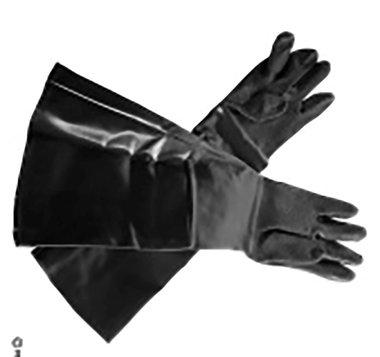 Par de guantes sandblast CAT210
