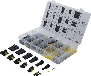 Surtido de conectores 425 piezas