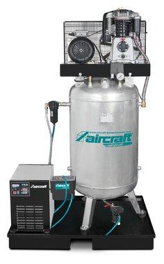 Compresor alternativo 10 bar - 270 L