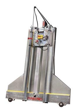 Sierra movil para tableros 1,8 kw, altura de corte 1625 mm