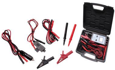 Comprobador de tension y corriente 1 - 48 V