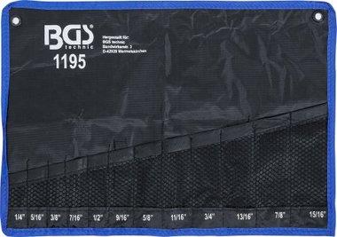 Bolsa vacia para BGS 1195