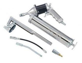 Pistola de engrase neumatica 400c