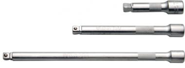 Juego de extensiones basculantes 10 mm (3/8) 75 / 150 / 250 mm, 3 piezas
