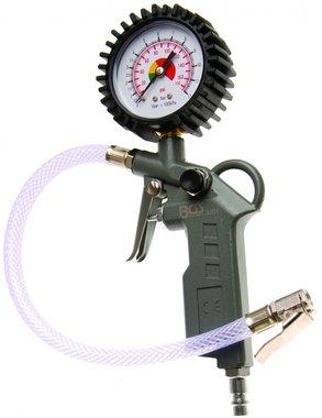 Inflador de aire Pistol-Grip 0 - 8 bar
