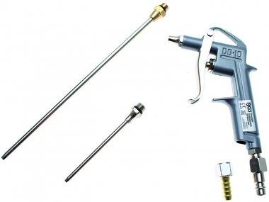 Presión de aluminio Air Blow Gun Die fundición con 3 accesorios