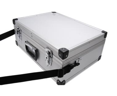 Maletín de aluminio | 460 x 340 x 150 mm