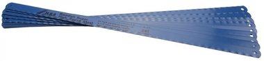 10 piezas de sierras de 13 mm de ancho, 300 mm de largo, HSS flexible