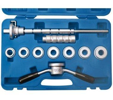 Kit de herramientas de montaje de rodamientos de cabeza de direccion para motocicletas