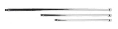 Juego de barras de extension, 375-450-600 mm, 3/8