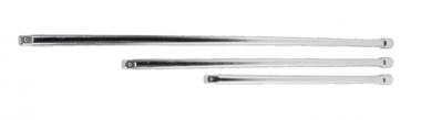 Juego de barras de extension, 450-600-750 mm, 1/2