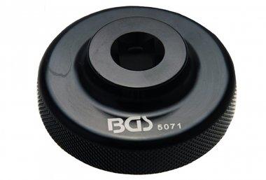 Toma de tuercas de eje de Ducati, 55/28 mm