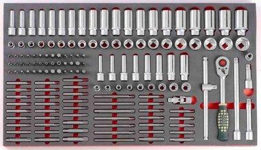 Módulo de espuma 149 Zócalo y accesorios