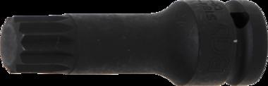 Punta de vaso | longitud 78 mm | entrada 12,5 mm (1/2) | dentado múltiple interior (para XZN) M18