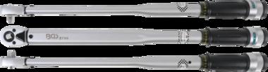 1/2 llave dinamometrica para la operacion lateral derecha e izquierda, 70 - 350 Nm