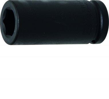 Llave de vaso de impacto 3/4 22 mm