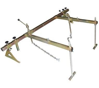 Soporte para motor de 4 puntos 510 - 845 mm, 315 kg