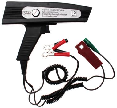 Pistola estroboscópica digital para motores de gasolina