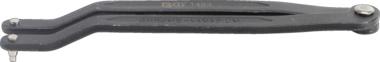 Llave de espigas, ajustable | 180 mm