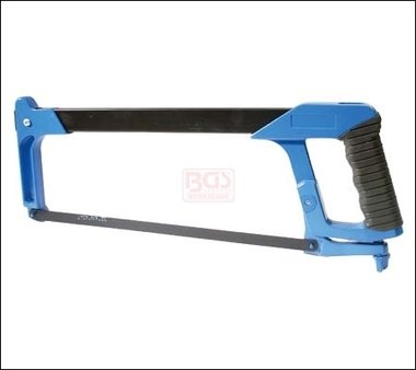 Arco de sierra Expert extra pesado incl. hoja de sierra HSS 300 mm