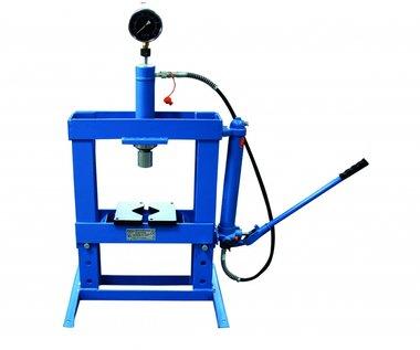 Prensa hidráulica de taller 10 T