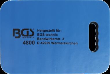 Protector de rodillas/camilla 480 x 320 x 36 mm