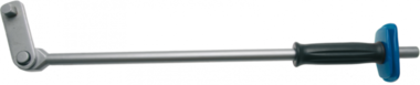 Llave de impacto con giro compensado | 12,5 mm (1/2) | 620 mm