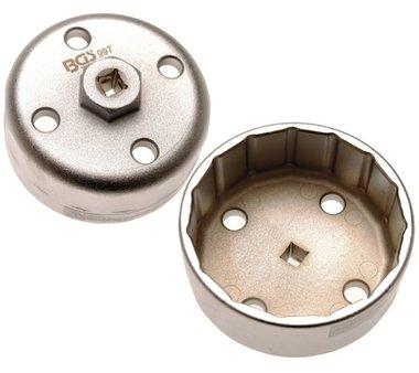 Llave de filtros de aceite 15 caras para Hyundai, Kia