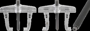 Extractor paralelo, rosca fina, de 2 brazos 100 - 250 mm