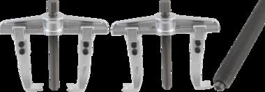 Extractor paralelo, rosca fina, de 2 brazos 140 - 340 mm