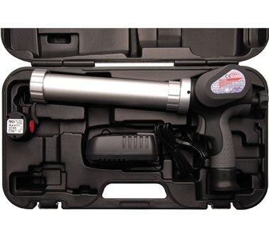 Pistola de enmasillado inalámbrica profesional  batería Li-Ion 10,8 V