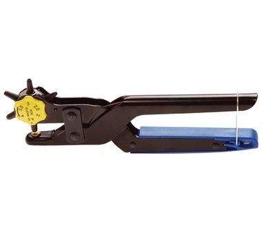 Sacabocados giratorio profesional con palanca de transmisión