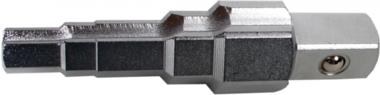 Llave escalonada entrada 12,5 mm (1/2) 5 escalones